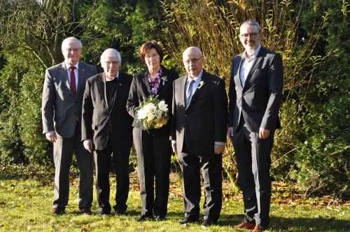 Baustertde Maria Und Heinz Sonnen Feiern Goldene Hochzeit